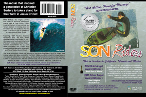 SON Riders DVD package